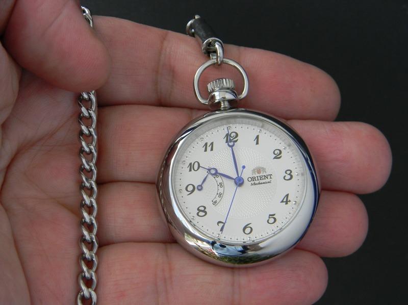 e0c6dd8b Обзор карманных часов Orient CDD00001W [Архив] - Часовой форум Watch.ru