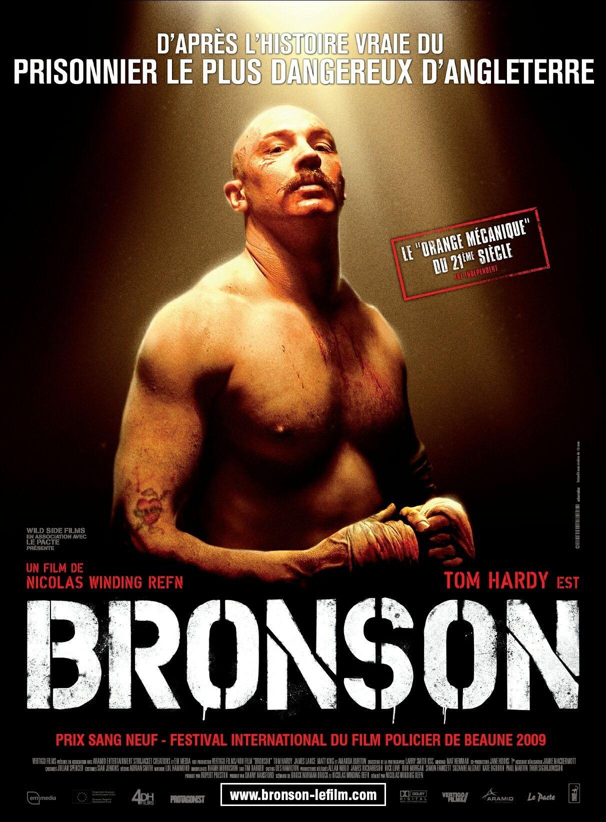 Бронсон / Bronson (2009) HDRip