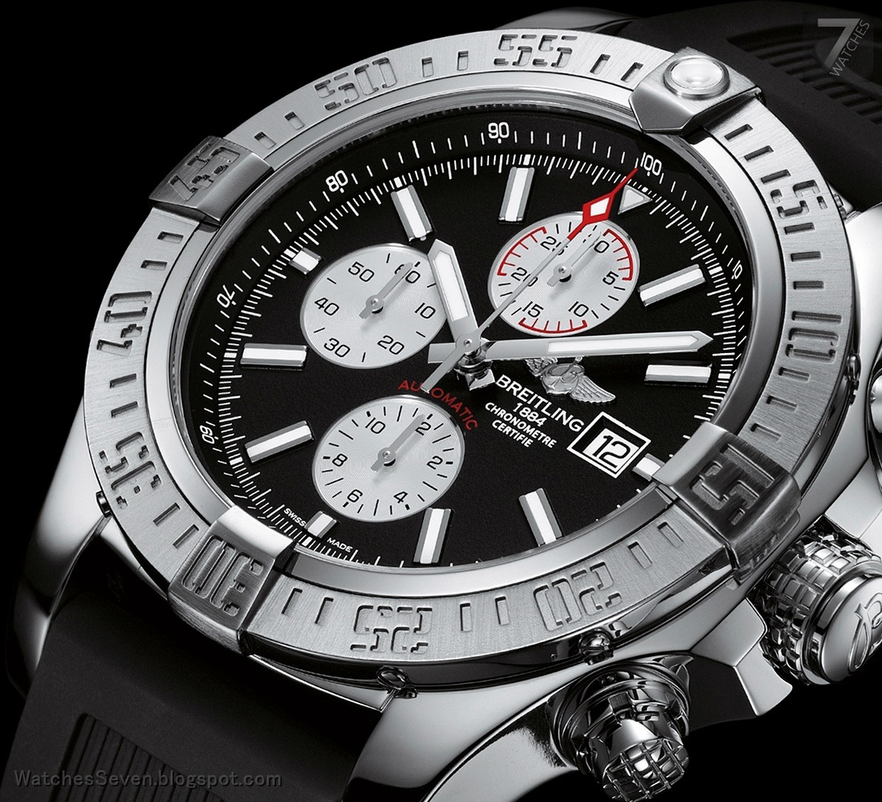 Watches 7 breitling avenger ii for Avengers watches