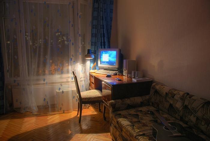 Как сделать из обычной комнаты комнату 289