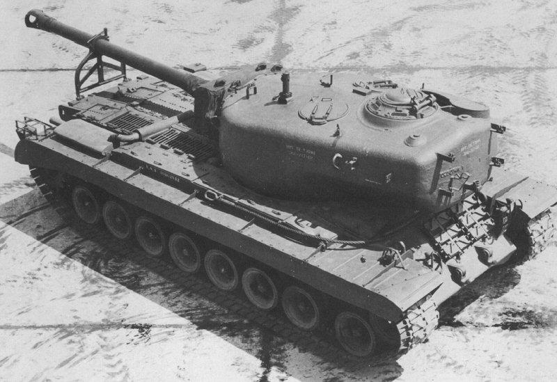 ПТ-САУ T30 , характеристики и описание