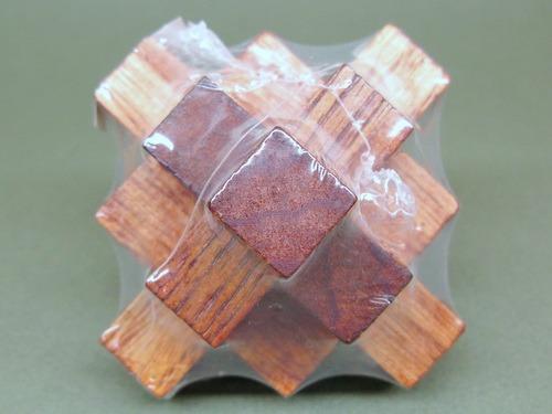 Занимательные головоломки №37 Японский кристалл