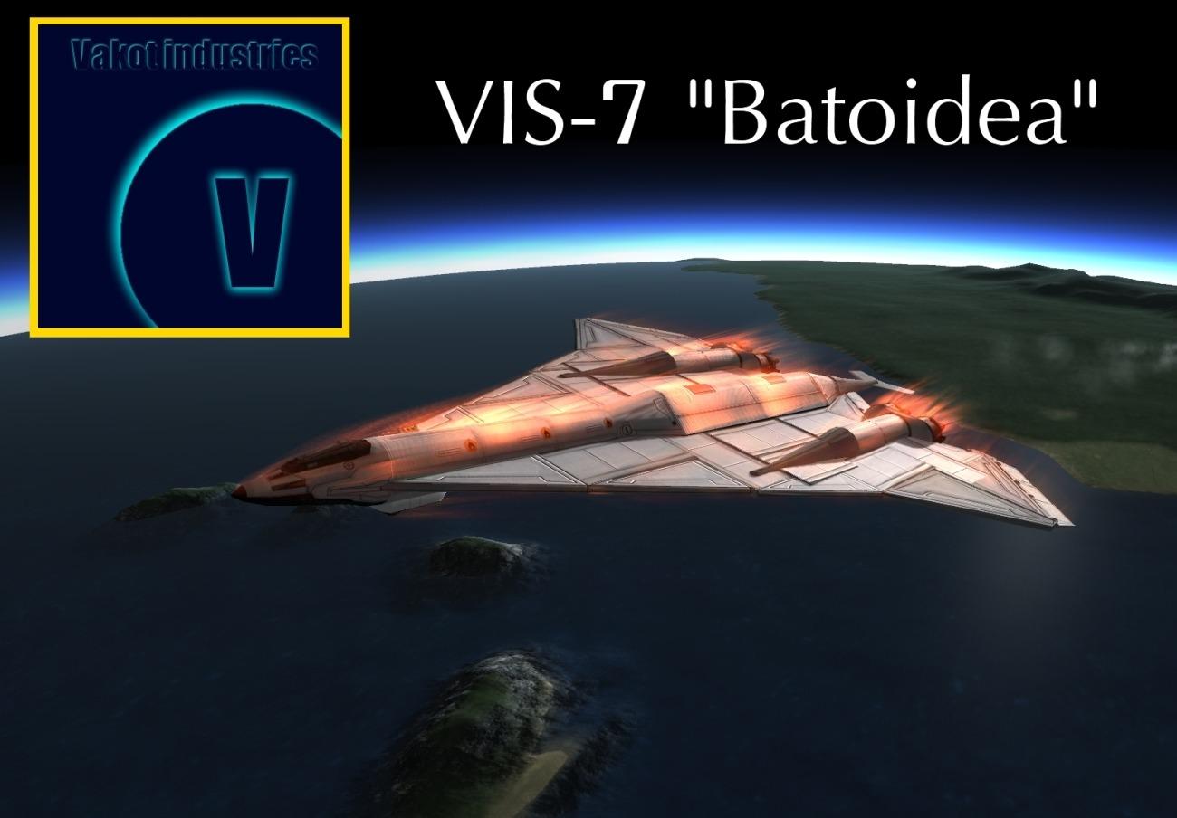 """VIS-7 """"Batoidea"""""""