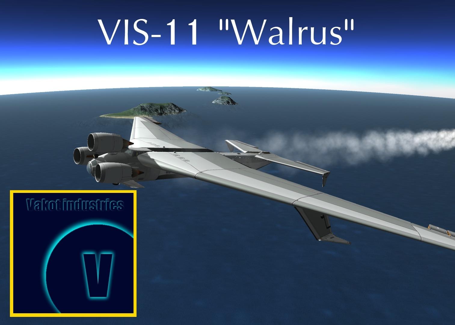 """VIS-11 """"Walrus"""""""