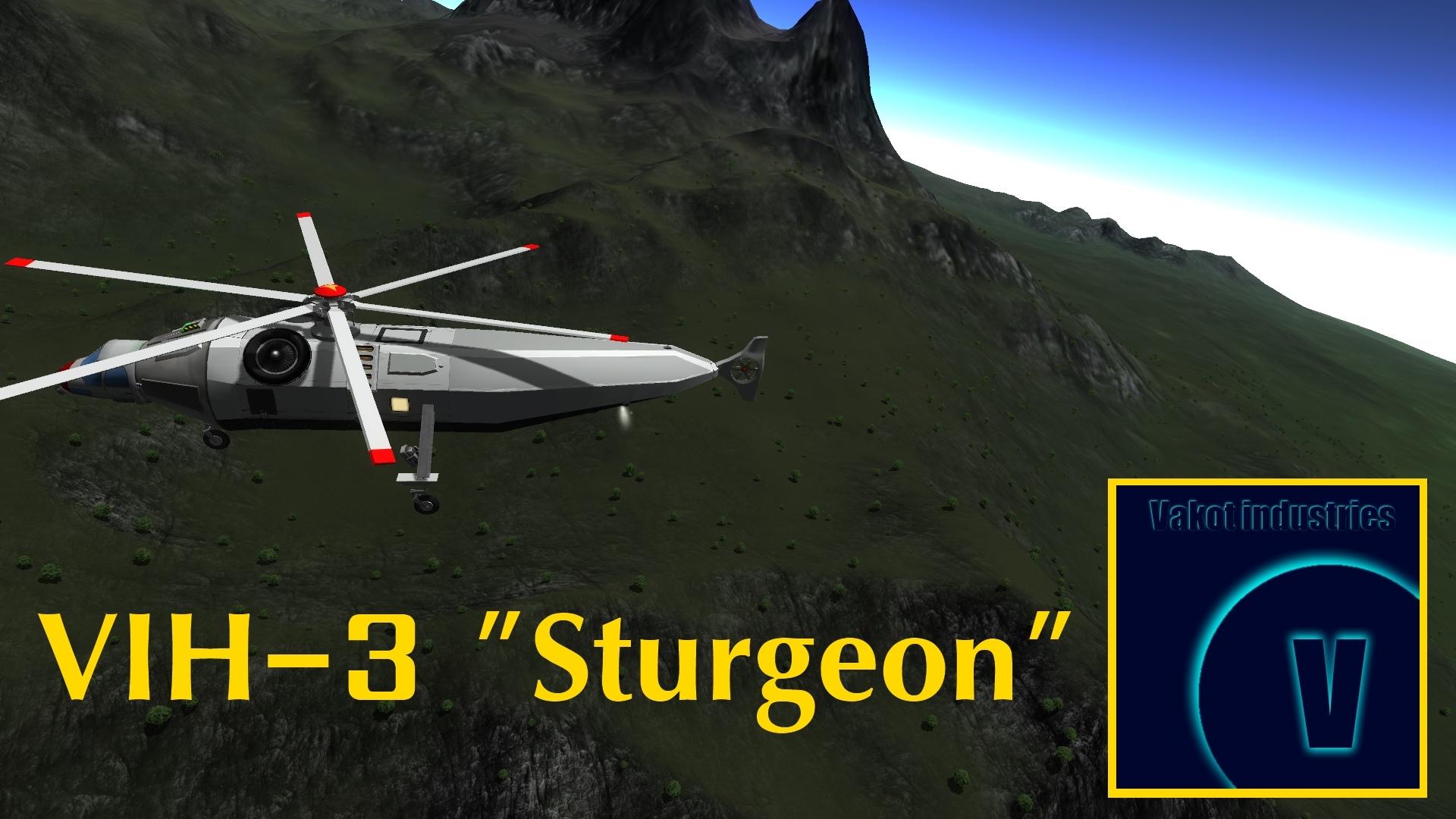 """VIH-3 """"Sturgeon"""""""