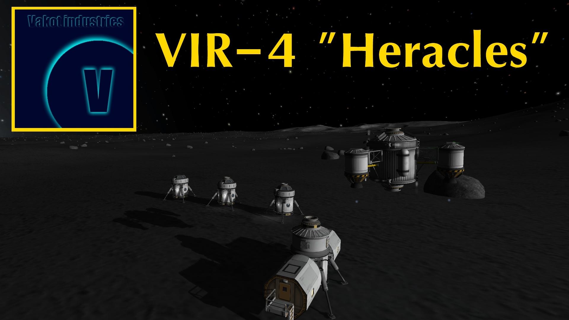 """VIR-4 """"Heracles"""""""