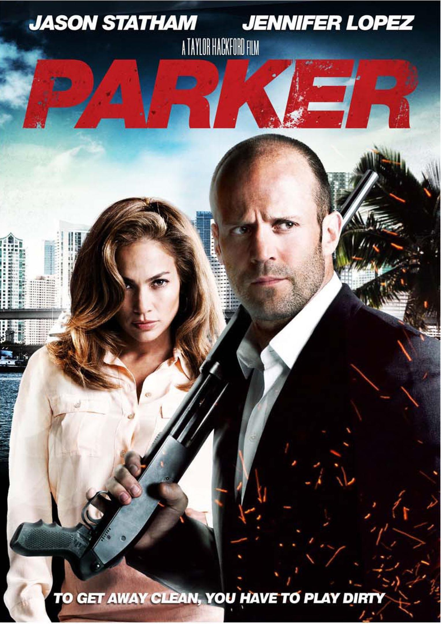 Паркер / Parker (2013) HDRip