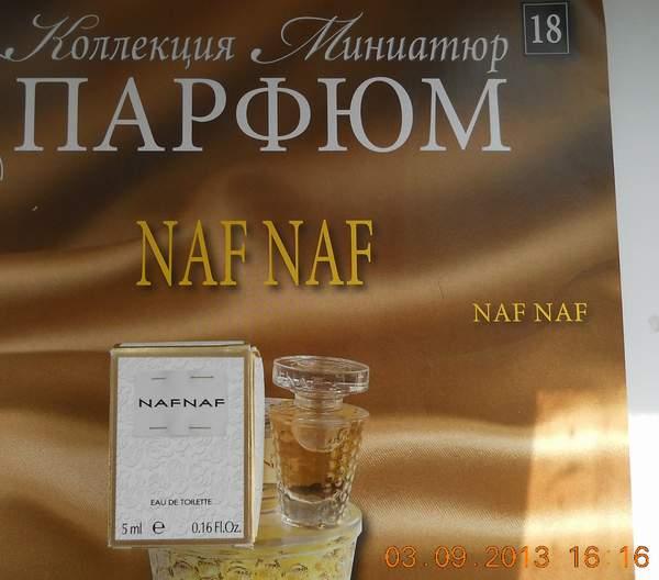 """Парфюм №18 - """"Naf Naf"""" от Naf Naf"""