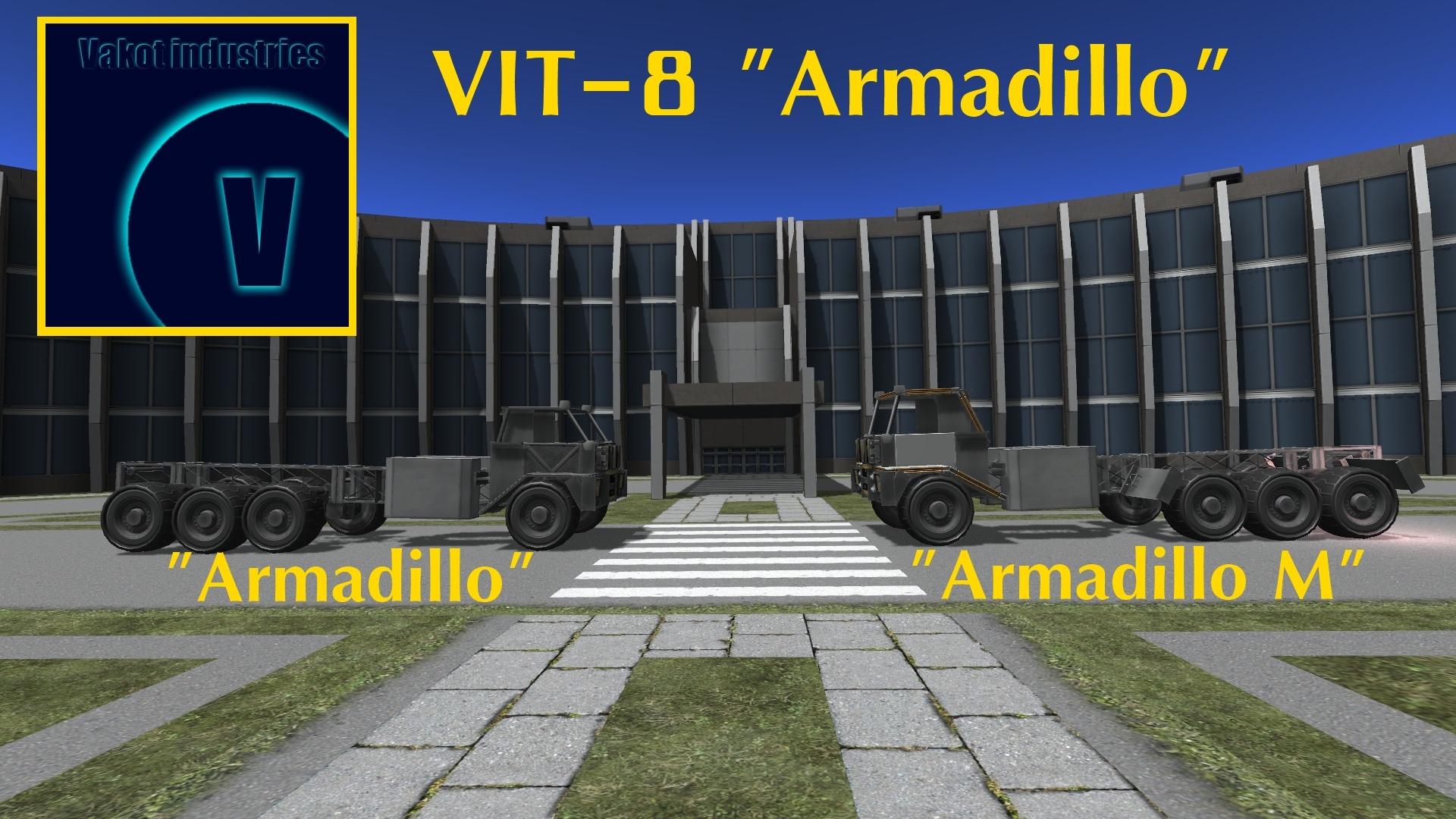 """VIT-8 """"Armadillo"""""""