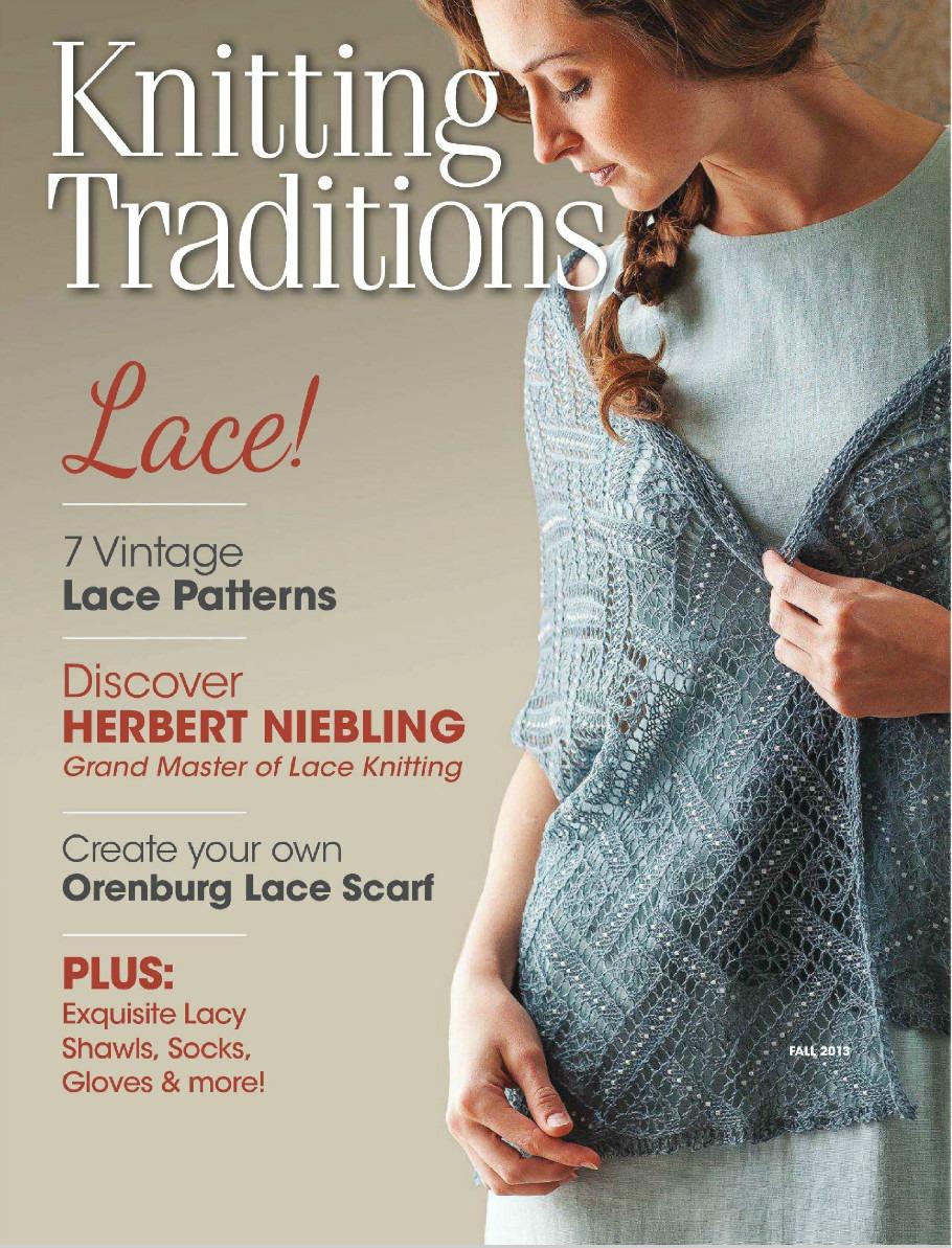 История и традиции вязания спицами