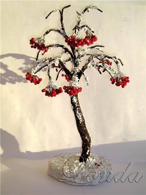 6 мар 2012 мастер класс цветы и деревья из бисера.  Вы можете используя этот же мастер класс собрать и просто бутон...