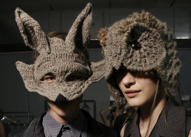 маски- макраме - Страница 2 2353649