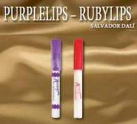 "Спецвыпуск №1 ""Rubylips"" и ""Purplelips"" от Salvador Dali"