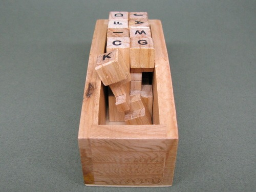 Занимательные головоломки №46 Мультиузел