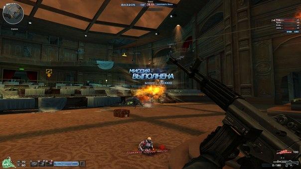 D3D MENU ZM DAMAGE для crossfire
