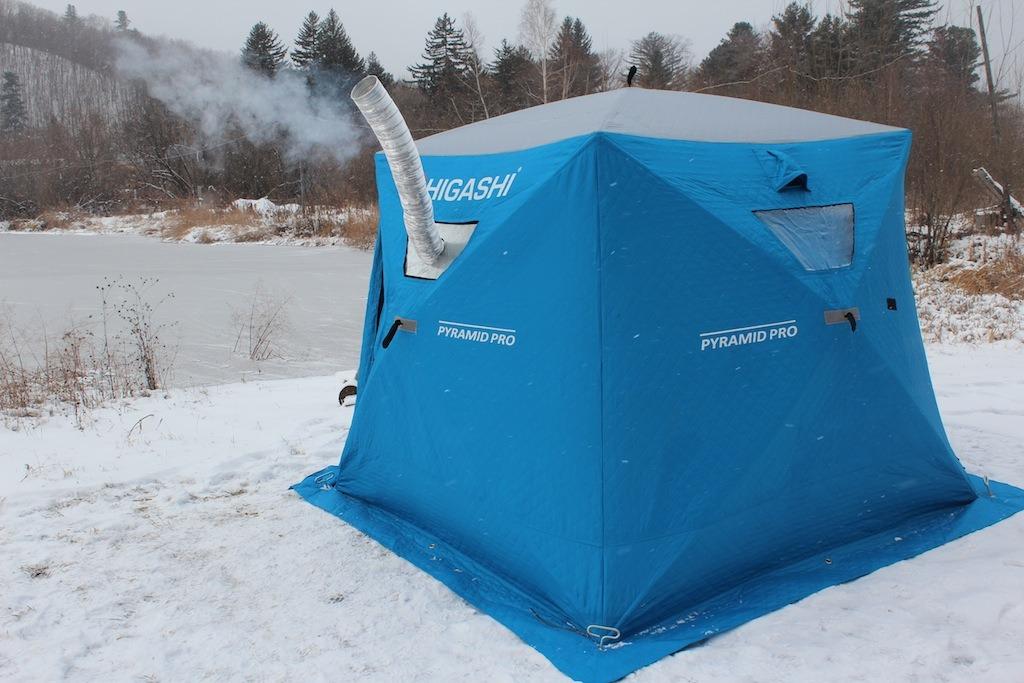 палатка зимняя для рыбалки куб 2