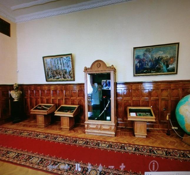 кабинет-музей марашала жукова, виртуальный музей жукова, видео-портрет жукова,симферополь,библиотека-филиал17 жукова,