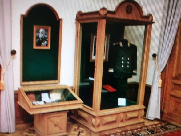 экспонаты кабинет-музея жукова,симферополь,библиотека-филиал17 жукова,