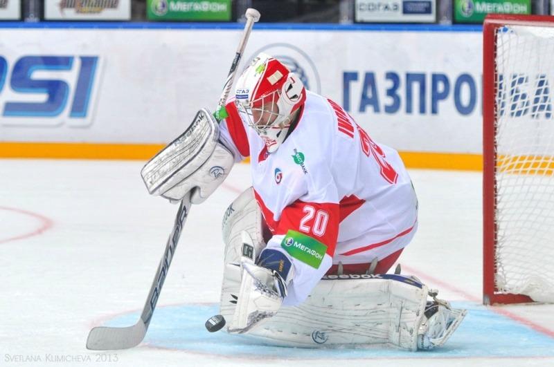 Спартак увозит три очка из Владивостока