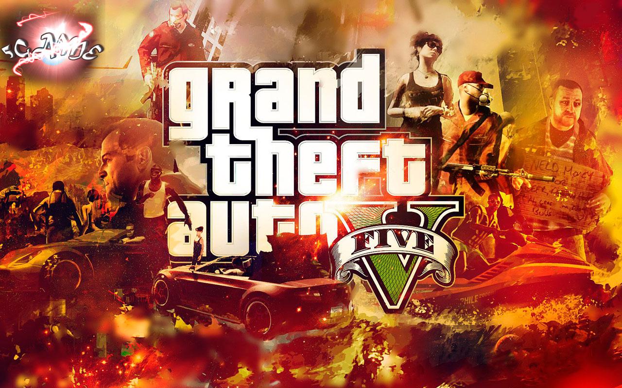 Выпуск GTA 5 на PC в 2014 году