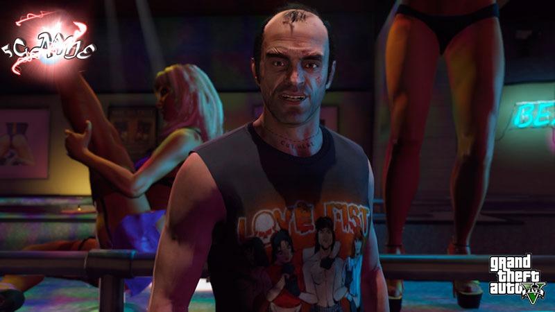 GTA 5 на PC геймплей был опубликован в интернете