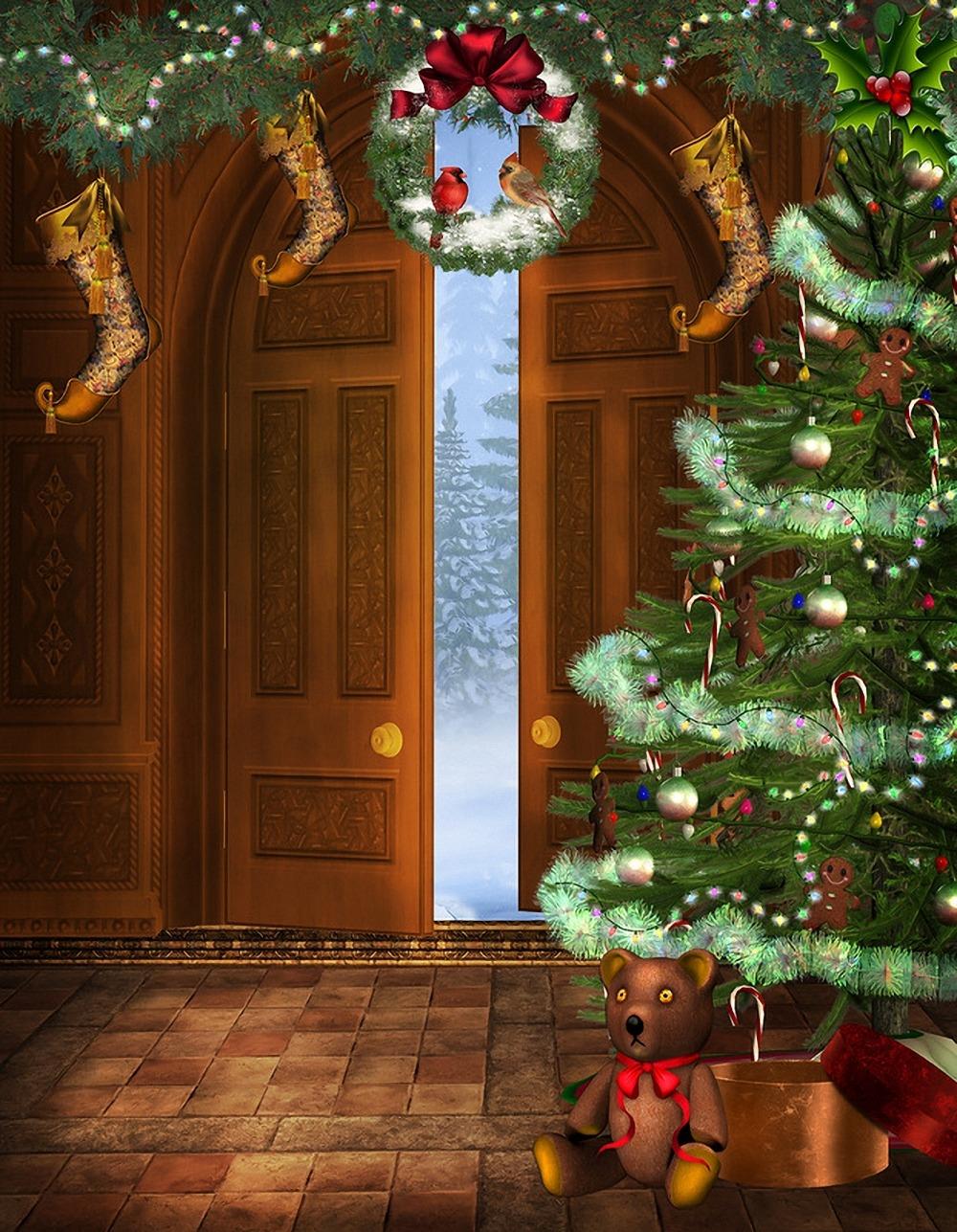 Смотреть новый год закрытые двери