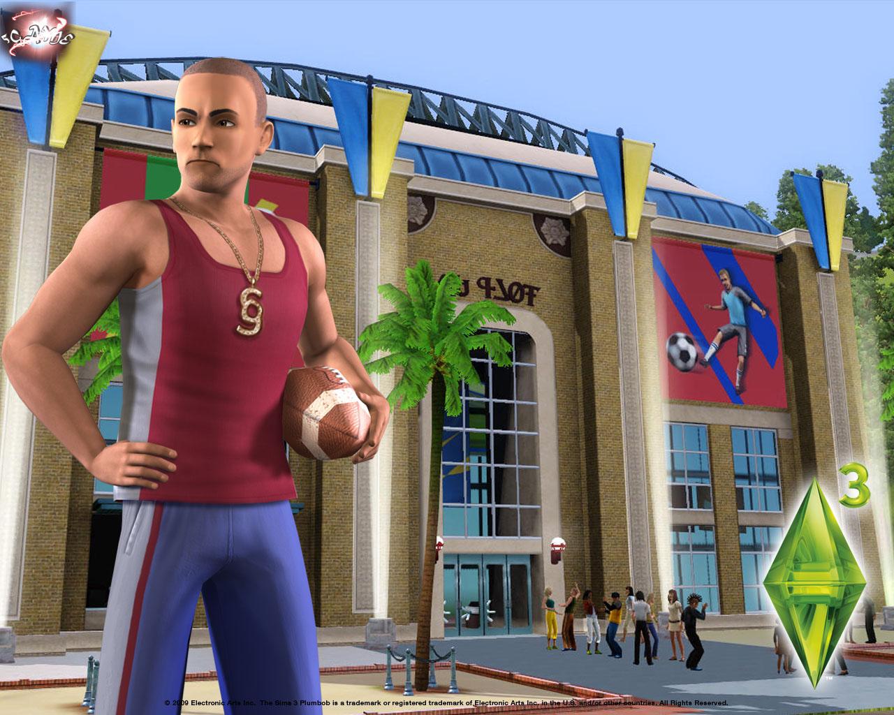 Игры Sims от EA - анонсирована новая игра Sims 4