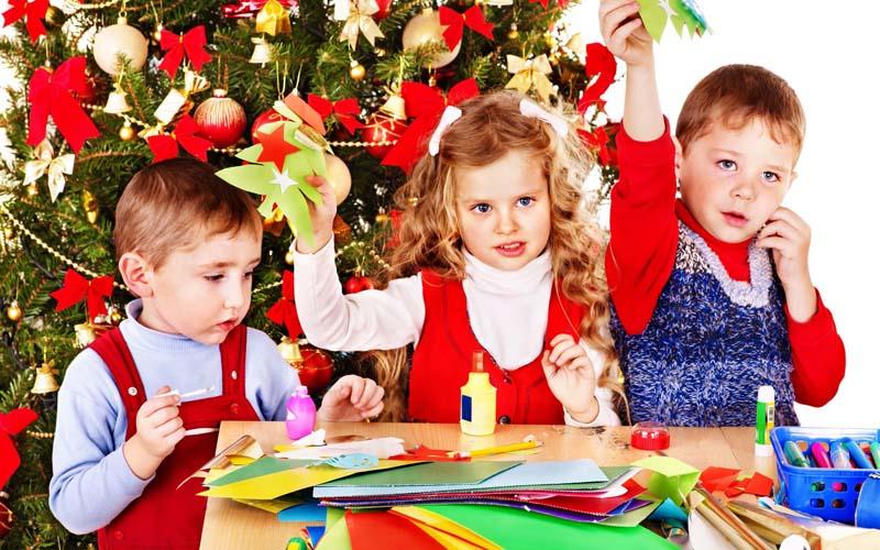 Подарок своими руками делают дети фото