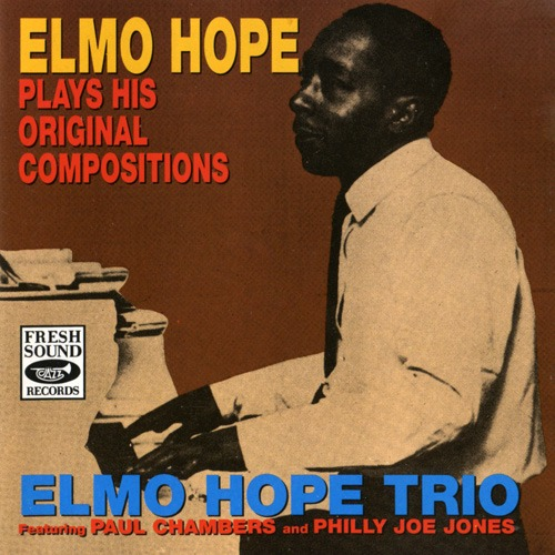 (Bop, Post-Bop) [CD] Elmo Hope - Elmo Hope Plays His Original Compositions- 1992, FLAC (image+.cue), lossless