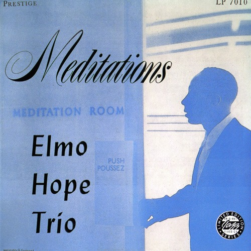 (Bop, Post-Bop) [CD] Elmo Hope Trio - Meditations (1955) - 1990 {OJC 1751-2}, FLAC (tracks+.cue), lossless