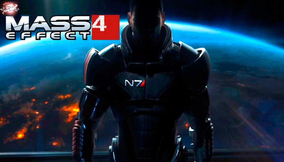 Mass Effect 4 послдние новости - игра на уровне играбельной преальфа версии