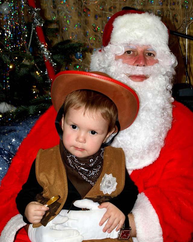 Дед Мороз и Дети