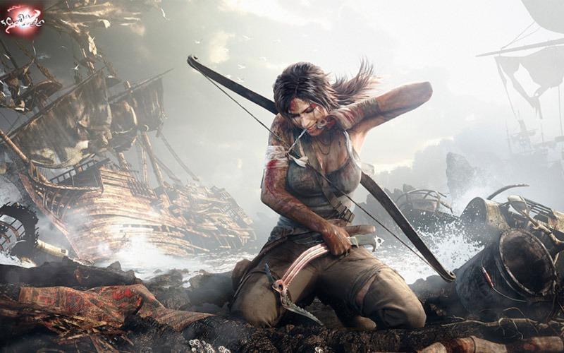 Игра Tomb Raider 2013