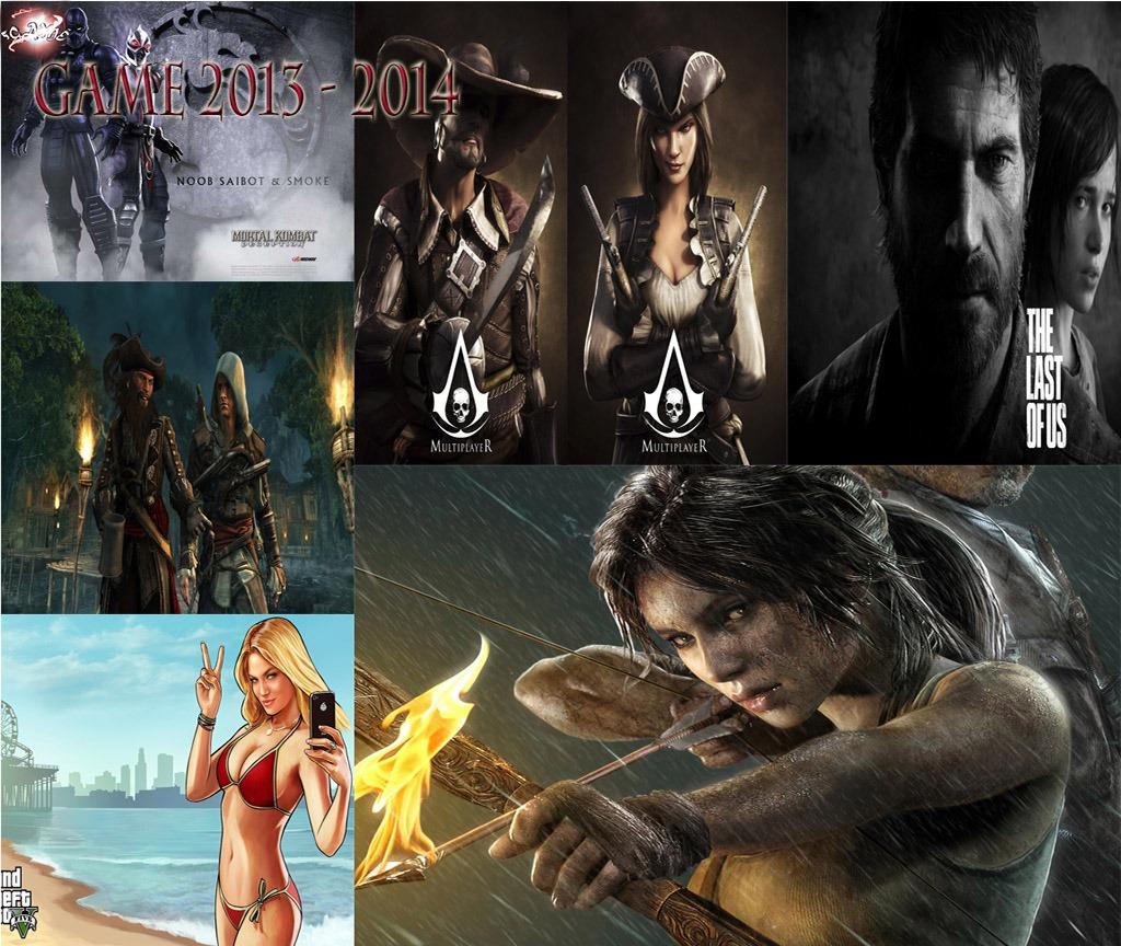 Ожидаемые новинки игр 2014 года - кадры 42 крупных игровых релизов