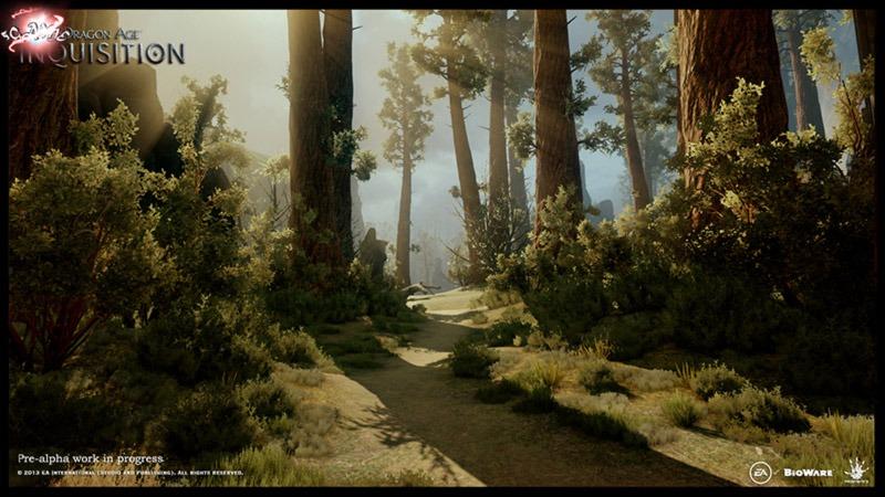 Игра Dragon Age Inquisition: будут доступны крепости игроков