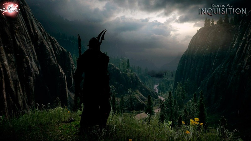 Игра Dragon Age Inquisition: будут доступны крепости игроков