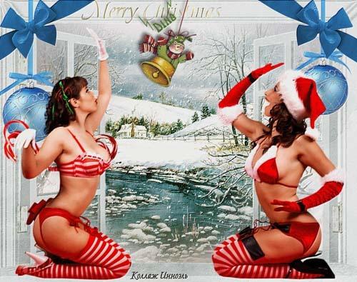 С Рождеством Анимированные Картинки