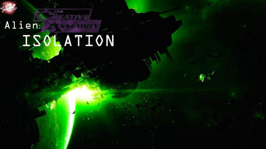 Игра Alien Isolation - новая игра во вселенной Чужих