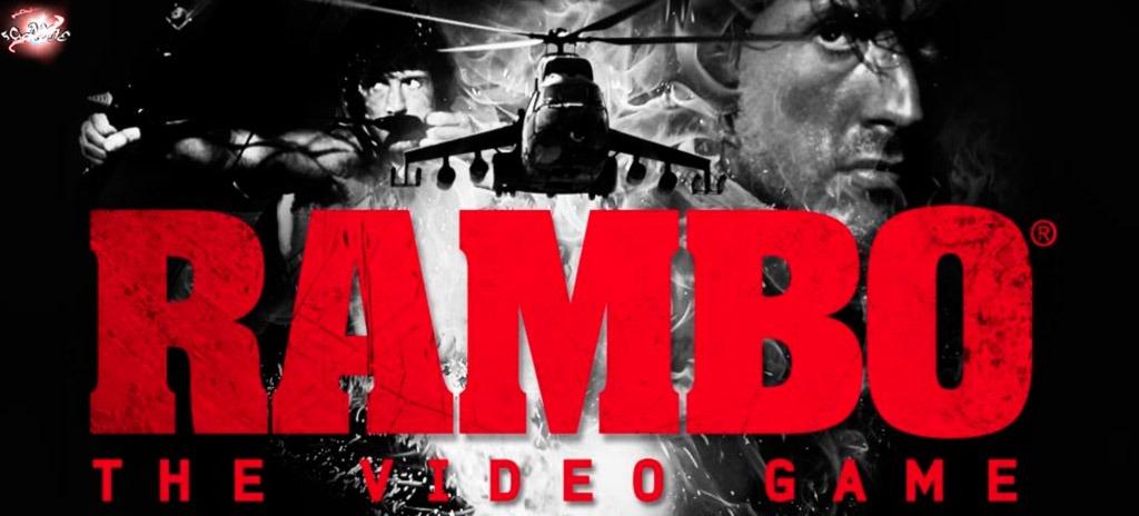 Геймплейное видео Rambo The Video Game