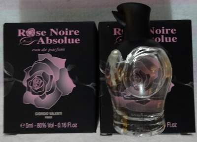 "Парфюм №27 - ""Rose Noir Absolue"" от Giorgio Valenti"