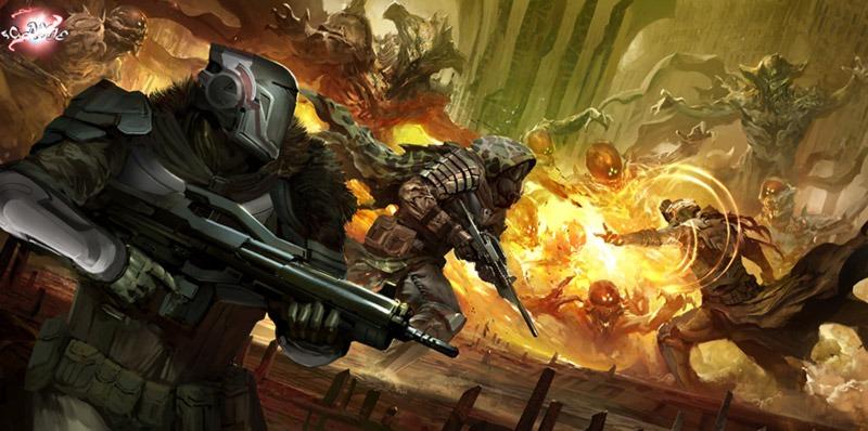 Штат Bungie, разработчиков игры Destiny увеличился до 500 человек
