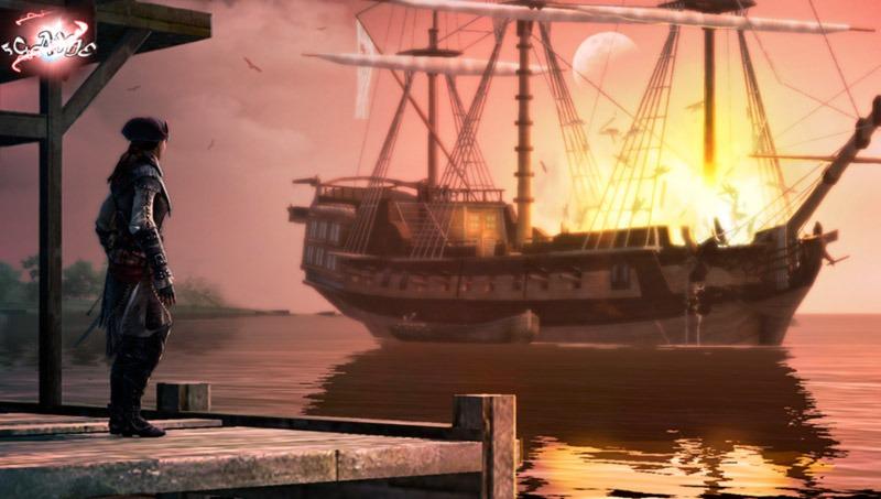 Скоро начало продаж Assassins Creed 3 Liberation PC версия