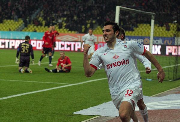 Никита Баженов: Гол ЦСКА важнее гола «Челси»