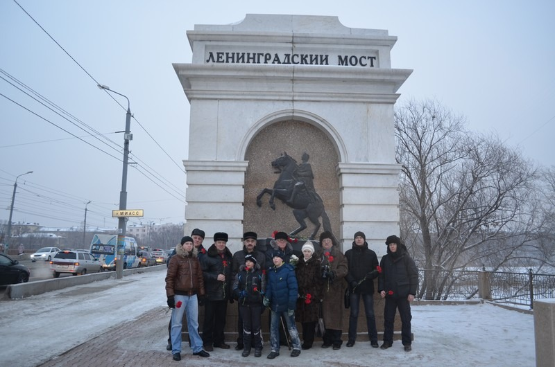 Челябинские активисты сути времени