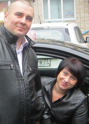 Андрей и Лада Муркины