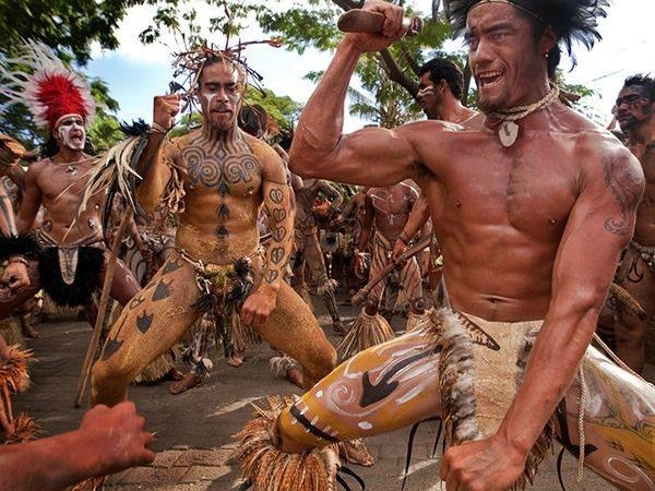 Племена голых аборигенов
