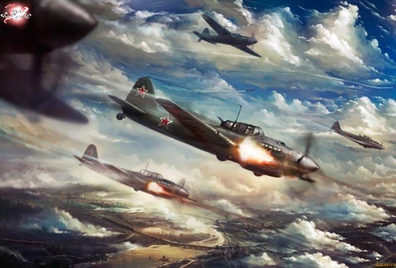 наземка War Thunder
