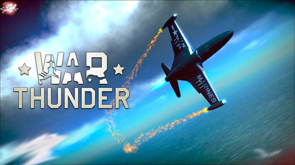 В War Thunder выход наземной техники возможен в патче 1.39