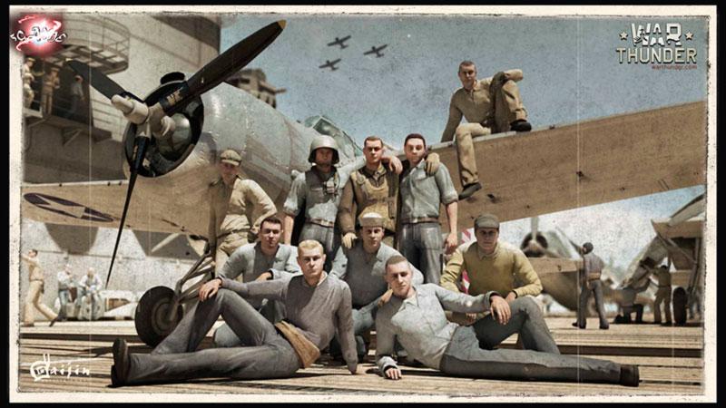 Картинки War Thunder