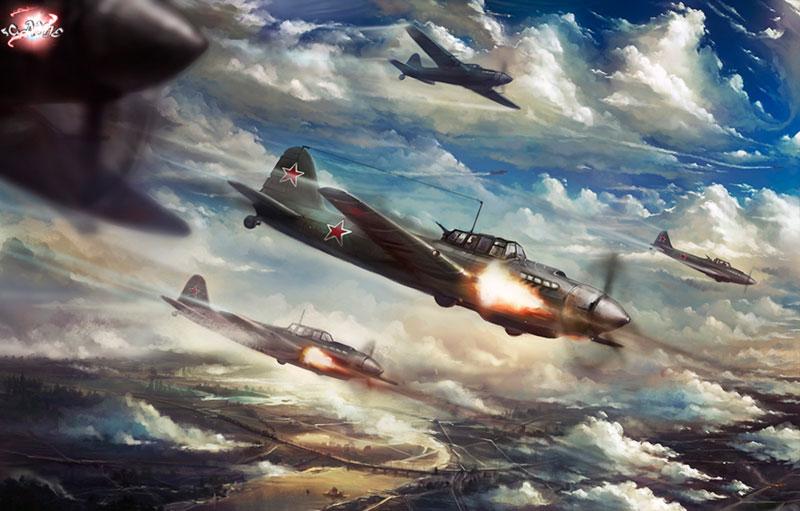 War Thunder выход наземной техники